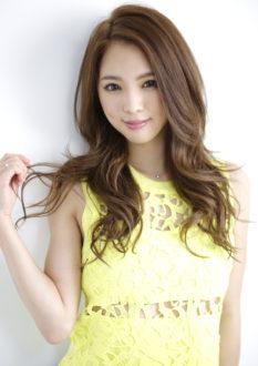 イエロー☆とっておきのプロフィール写真