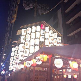 祇園祭(^^♪