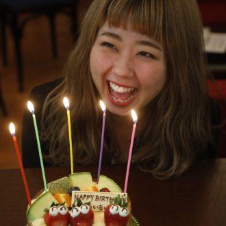 宮川さん Birthday ☆