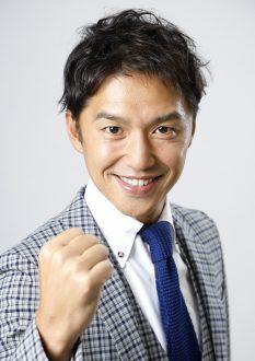 山中真アナウンサー大変身っ!!
