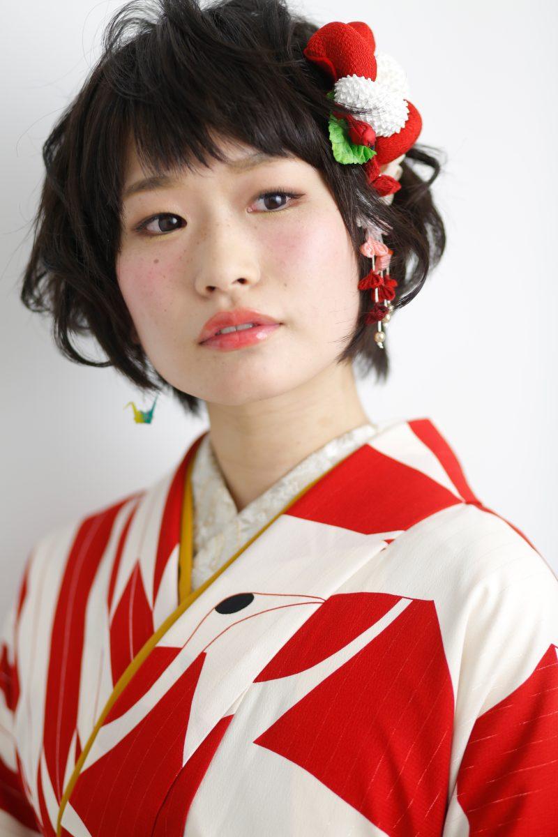 お出かけヘアメイク 成人式・卒業式〜前撮り