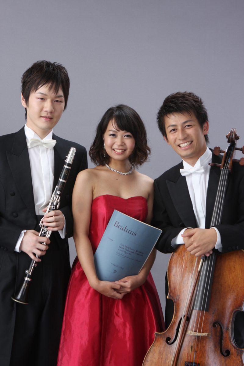 音楽家グループのプロフィール写真 プロフィール撮影