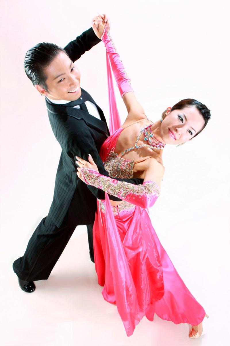 ダンサーのプロフィール撮影 プロフィール写真