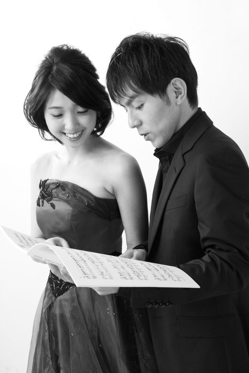 音楽家のプロフィール写真 プロフィール撮影