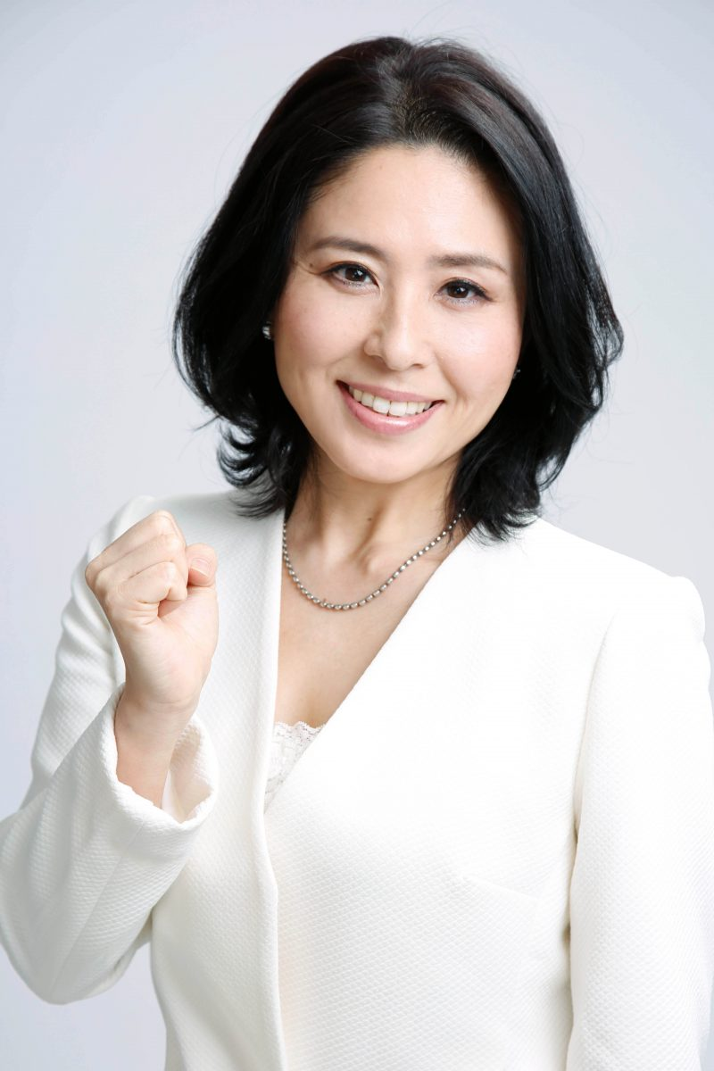 政治家・選挙ポスター用撮影