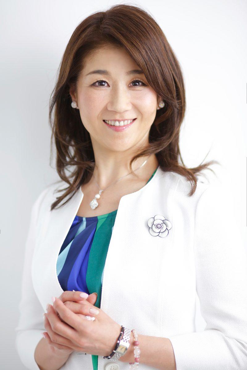 女医のポートレート撮影 プロフィール写真