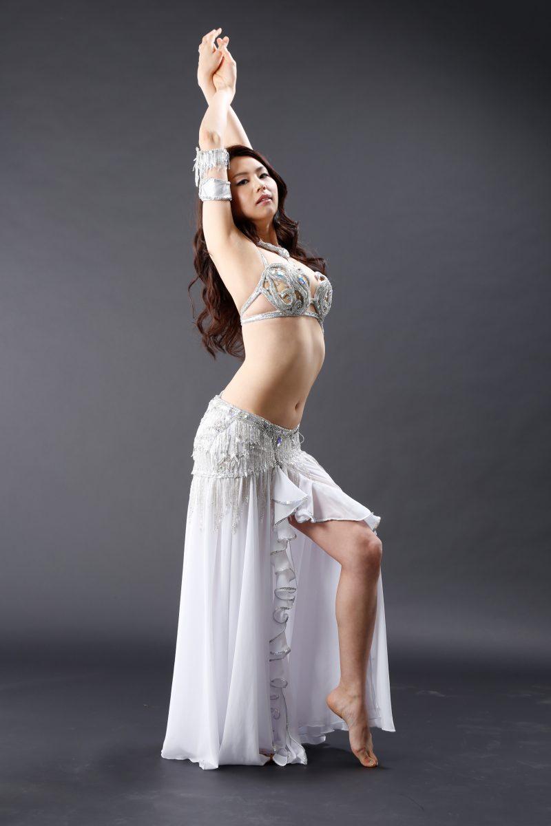 ダンサーのポートレート写真 プロフィール撮影