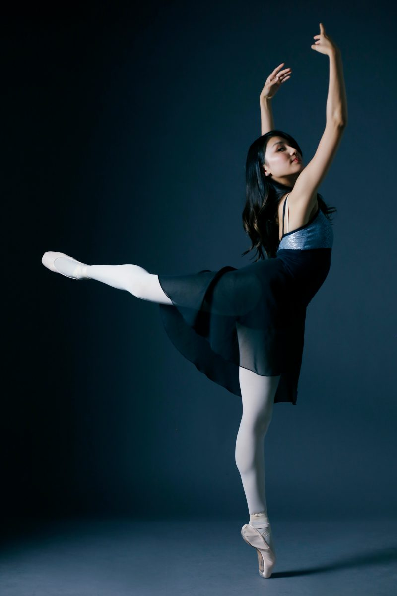ポートレート プロフィール撮影 ダンサー