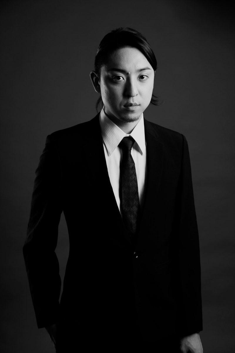 サロンアーティスト 土田の作品 男性プロフィール撮影