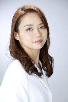 プロフィール写真~女医さん~