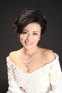 オペラ歌手 中嶋彰子さん
