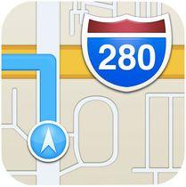 MAPアプリにご注意ください!!