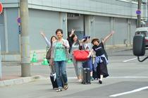 社員旅行in北海道