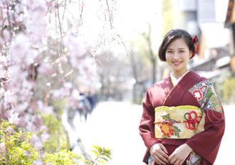 前撮り☆桜