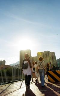 香港で驚いた!