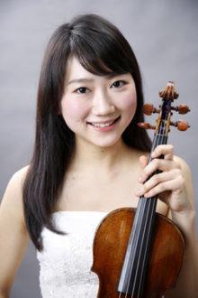 美人高校生ヴァイオリニスト