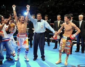 亀田大毅のボクシングは変わらず