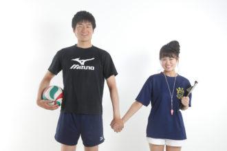 ☆クラブの選手とマネージャーの関係から人生のパートナーへ☆