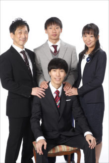 家族の記録写真