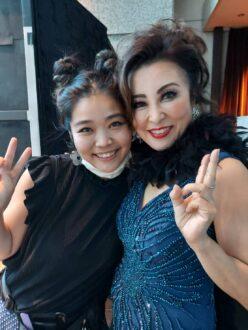 オペラDiva中嶋彰子さん30周年ライブのお手伝い