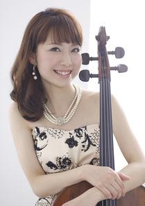 チェロ奏者の松本愛子さんのプロフィール写真